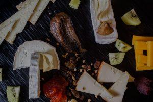 Grupo Spala-Tabla de quesos